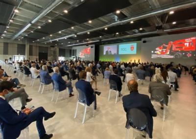 """Conferenza sul tema """"Trieste Futura. In cerca di un modello di crescita sostenibile."""""""