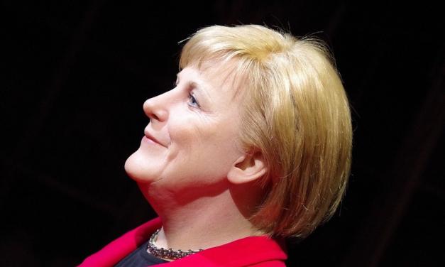 Addio, signora Merkel. E grazie di tutto.