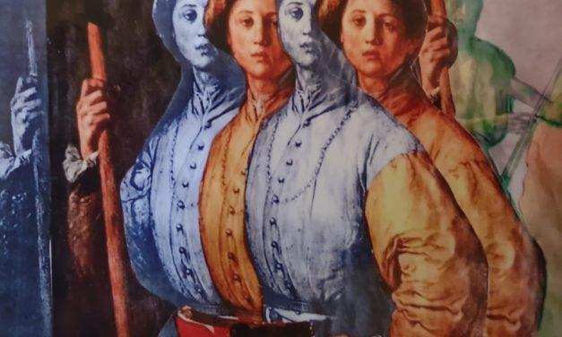 Collage di Vittorio Armentano Conte