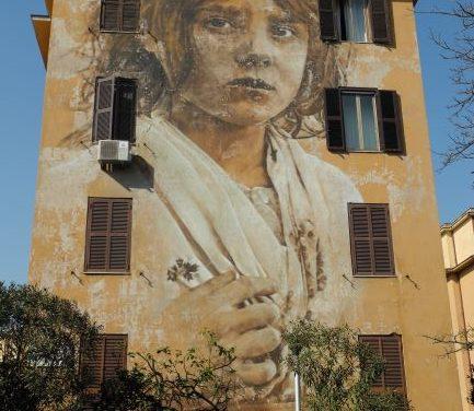 La Street Art splende a Tor Marancia e Garbatella