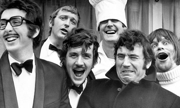 Monty Python e Fosco Maraini tra ciciarampa e fanfole